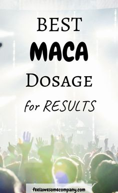 So how much maca should you take? Studies conducted with maca root powder generally range from - Health And Fitness Tips, Health Advice, Women's Health, Mental Health, Maca Dosage, Maca Root Powder, Medical Facts, Healthier You, Weight Loss Supplements