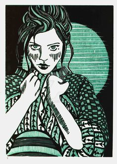 reduction printmaking Reduction Prints are evil by RayeLian Gravure Photo, Lino Art, Art Alevel, Abstract Geometric Art, Ap Art, Elements Of Art, Pretty Art, Linocut Prints, Print Artist