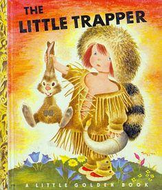 The Little Trapper illustrated by Gustav Tenggren