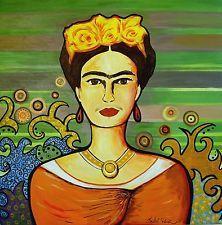 Colores de Frida - Izabel Pariz