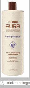 Aura Color Preserve Color Protecting Conditioner 33.8 Oz