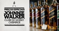 Clube do whisky especial #johnniewalker no boteco