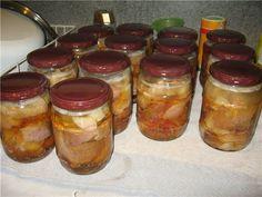 Preserving Food, Preserves, Salsa, Mason Jars, Meat, Cooking, Desserts, Recipes, Canning