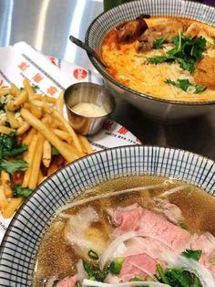 #dinner #noodle #Monday #offduty Vietnamese Cuisine, Ramen, Noodles, Japanese, Meat, Chicken, Dinner, Ethnic Recipes, Food