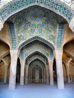 Vakil Mosque - Shiraz, Iran