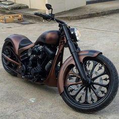 Custom Choppers Harley Davidson (113)