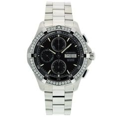TAG Heuer® Official Website - Swiss Luxury Watches since 1860 Tag Watches, Cheap Watches For Men, Sport Watches, Cool Watches, Elegant Watches, Beautiful Watches, Swiss Luxury Watches, Luxury Watch Brands, Tag Heuer