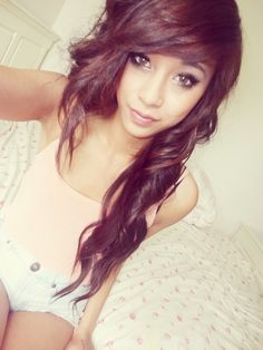 I WANT THESE BANGS!!!!!! FREAKING PERF