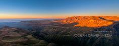 Sunrise on Giant's Castle (South Africa) by Kierran Allen - 500px