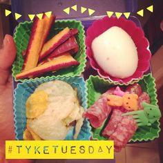 #tyketuesday   rainbow carrots  hard boiled egg  salami rolls  @bouldercanyon chips #happykids #kidapproved #paleo #jerf #schoollunch #keepitpaleo #paleokid #grainfree #glutenfree #dairyfree #pslunch K