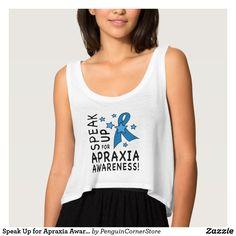 Speak Up for Apraxia Awareness