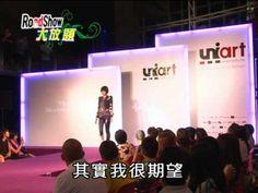 Jaycow Milliner ❤ KMB Roadshow 大放題 - UNiART Fashion Gala 2010 ❤ https://www.youtube.com/watch?v=4RyeIxWBc00