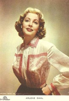 105 best actress arlene dahl images | arlene dahl, classic