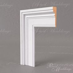 The Hutton Edwardian Architrave | Period Mouldings: Traditional Skirting Boards, Architraves and Mouldings