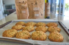 What the Hemp? White Chocolate and Hemp Seed Cookies My Favorite Food, Favorite Recipes, Seed Cookies, Healthy Food, Healthy Recipes, Hemp Seeds, White Chocolate, Cauliflower, Food Ideas