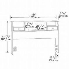 Bookshelf Headboard Plans If You Re A Book Lover You Re Bed Should Have A Bookcase  Headboard Here S A Quick And Easy Plan For A Bookcase Headboard U2026