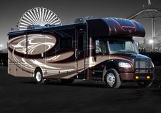 Force 37TS Class C Motorhomes by Dynamax