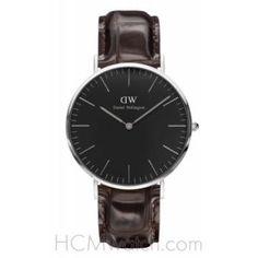 55b50b3da160 Đồng Hồ DW Daniel Wellington Classic Black - HCM WATCH - Đồng Hồ Daniel  Wellington DW Xách Tay Chính Hãng