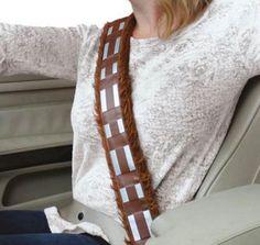 Star Wars - Chewbacca Seat Belt Cover
