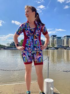 A Tokyo-inspired cycling jersey – FehrTrade Cycling Tops, Winter Running, Top Pattern, Surf, Tokyo, Active Wear, Rompers, Leggings, Inspired