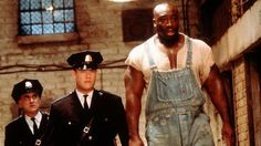 The Green mile    A big man is ripping your ears off Percy. I'd do as he says.