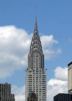 chrysler building - Google Search