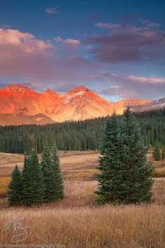 Cimarron Sunset by Adam Barker/AdamBarkerPhotography.com, via 500px