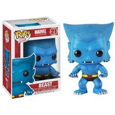 Marvel Pop! Vinyl Bobblehead Beast - Funko Pop! Vinyl - Category