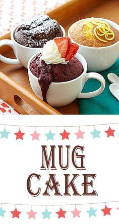 Cake nature fast and easy - Clean Eating Snacks Banana Mug Cake, Cake Mug, Cake Tins, Mug Cakes, Fast Dessert Recipes, Cake Recipes, Desserts, Cake Light, Recipe For Teens