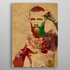 """"""" metal poster created by Design Turnpike. Our Displate metal prints will make your walls awesome. Artwork Prints, Poster Prints, Fine Art Posters, Canvas Art, Canvas Prints, Kids Zone, Vintage Posters, Vintage Art, Office Art"""