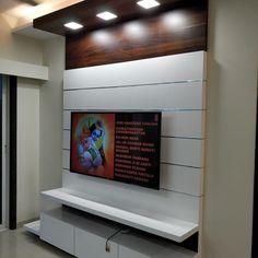 TV unit design Tv Unit Furniture Design, Wall Tv Unit Design, Tv Unit Furniture, Tv Room Design, Tv Stand Designs