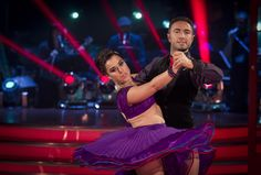 Dani and Vincent - Strictly Come Dancing - Week 6 - Nov 2012