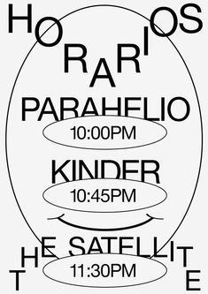 """chromedealer: """"The Satellite - Final Show www. Typo Poster, Poster Layout, Print Layout, Website Design Layout, Layout Design, Print Design, Web Design, Japanese Graphic Design, Exhibition Poster"""