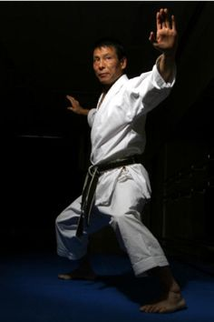 Mikio Yahara - 8th Dan Shotokan Karate