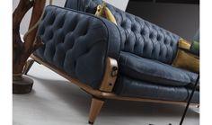 Metallic Paint Colors, Tropical Furniture, Velvet Sofa, Cozy Living, Sofa Furniture, Chair Cushions, Sofa Set, Sofa Design, Leather Sofa