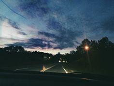 •night ride•