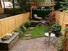 Yard Landscaping Ideas Small Patio Backyard Designs Yards For Design