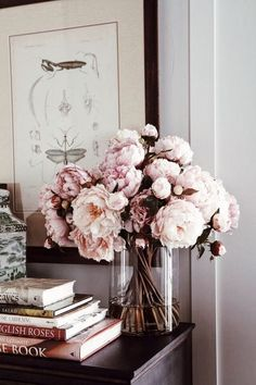 Peonies – Home Decor Gardening Flowers Room Inspiration, Interior Inspiration, Empty Room, My New Room, Beautiful Flowers, Happy Flowers, Beautiful Scenery, Floral Arrangements, Interior Decorating