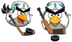 angry birds blues names - Google Search