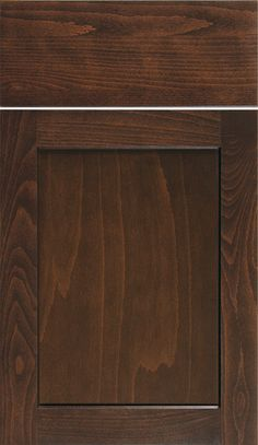 Beech Wood Door Quot Tell Tale Walnut Quot Stain Cabinet Door