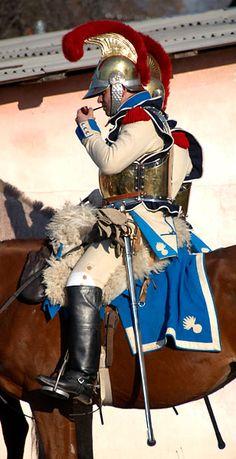 ...поскольку именно кавалеристы...