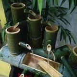 Resultado de imagem para FUENTE BAMBU Modern Water Feature, Water Toys, Watering Can, Water Features, Garden Inspiration, Diy And Crafts, Aquarium, Gardening, Interior