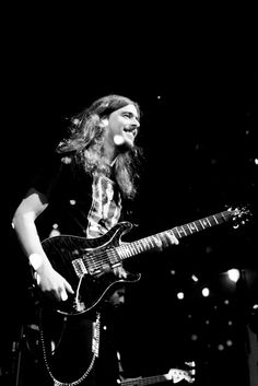 Opeth - Mikael Åkerfeldt