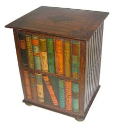 British Biscuit Tins  -   Manufacturer Huntley  Palmers  -   Name Bookstand  - Date:1905   -   How rare?:Scarce