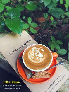Cuisine Paradise | Singapore Food Blog | Recipes, Reviews And Travel: [Coffee Break] Coffee Nowhere : Brawn & Brains : Tian Kee & Co : Yahava Koffeeworks : Burpz