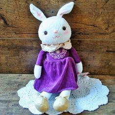 METOO NYUSZI LILA Teddy Bear, Holidays, Christmas Ornaments, Toys, Holiday Decor, Animals, Vintage, Art, Activity Toys