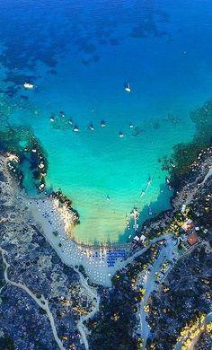 Konnos beach, Ayia Napa, Cyprus | by Andreas Philiastides