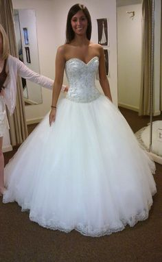 Can wear my hair down with my ball gown? : wedding IMAG0034c