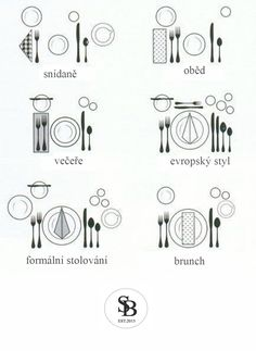 Jedním s nejdůležitějšími prvky svatební tabule je nejen krásný dekor, ale také správné formální stolování. To jakou barvu a ozdoby si zvolíte musí také korespondovat s porcelánem a prostíráním. Proto vám v tomto článku přinášíme základy etiky stolování.