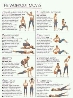Great quick workout to do at home.